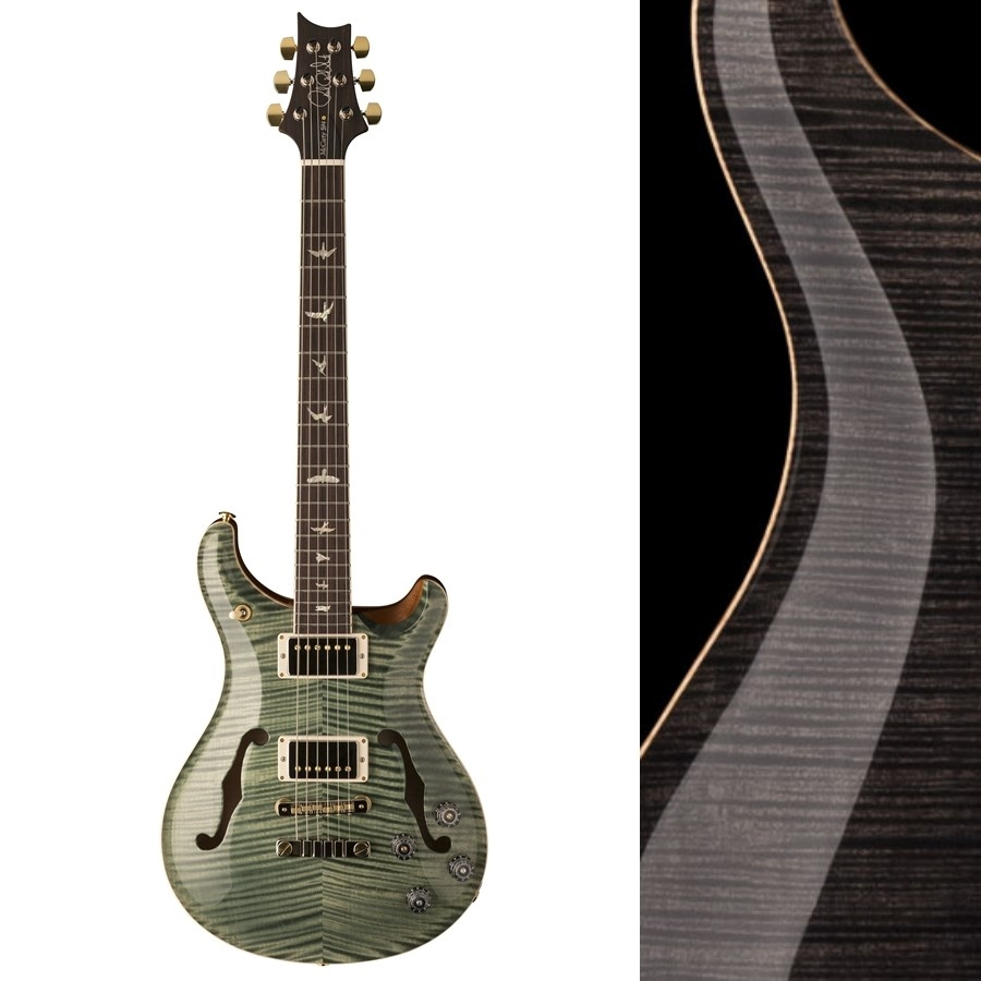 McCarty 594 Hollowbody II Gray Black