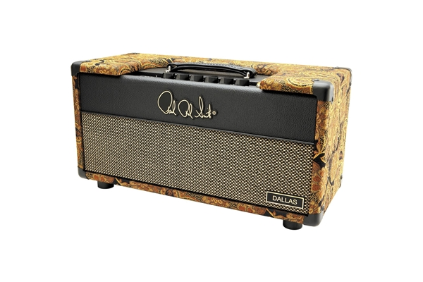 PRS - AMP DALLAS Head 50 Watt