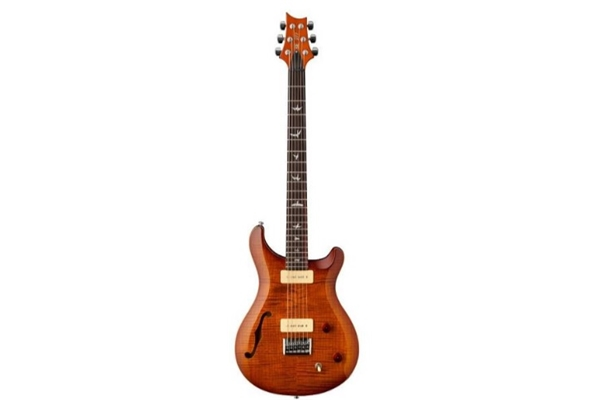 PRS - SE277 SEMI-HOLLOW SOAPBAR Birds 3 vie StopTail VintageSunburst