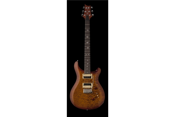 PRS - SE CUSTOM 24 30°th Ann. Quilt Top Birds Tr3 VintageSunburst