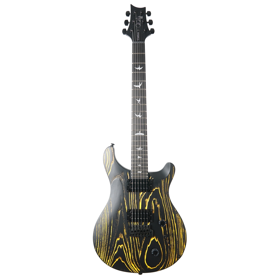 SE Custom 22 Sand Blasted Swamp Ash Yellow Limited 2019