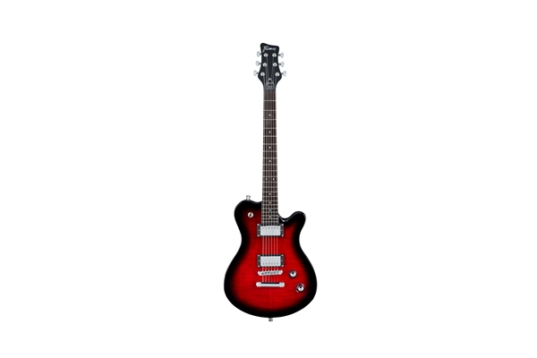 Framus - Panthera Supreme Burgundy Blackburst High Polish