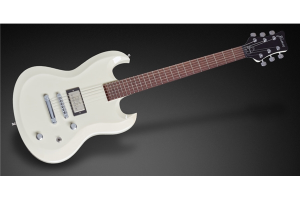 Framus - Phil XG PX8 Creme White High Polish