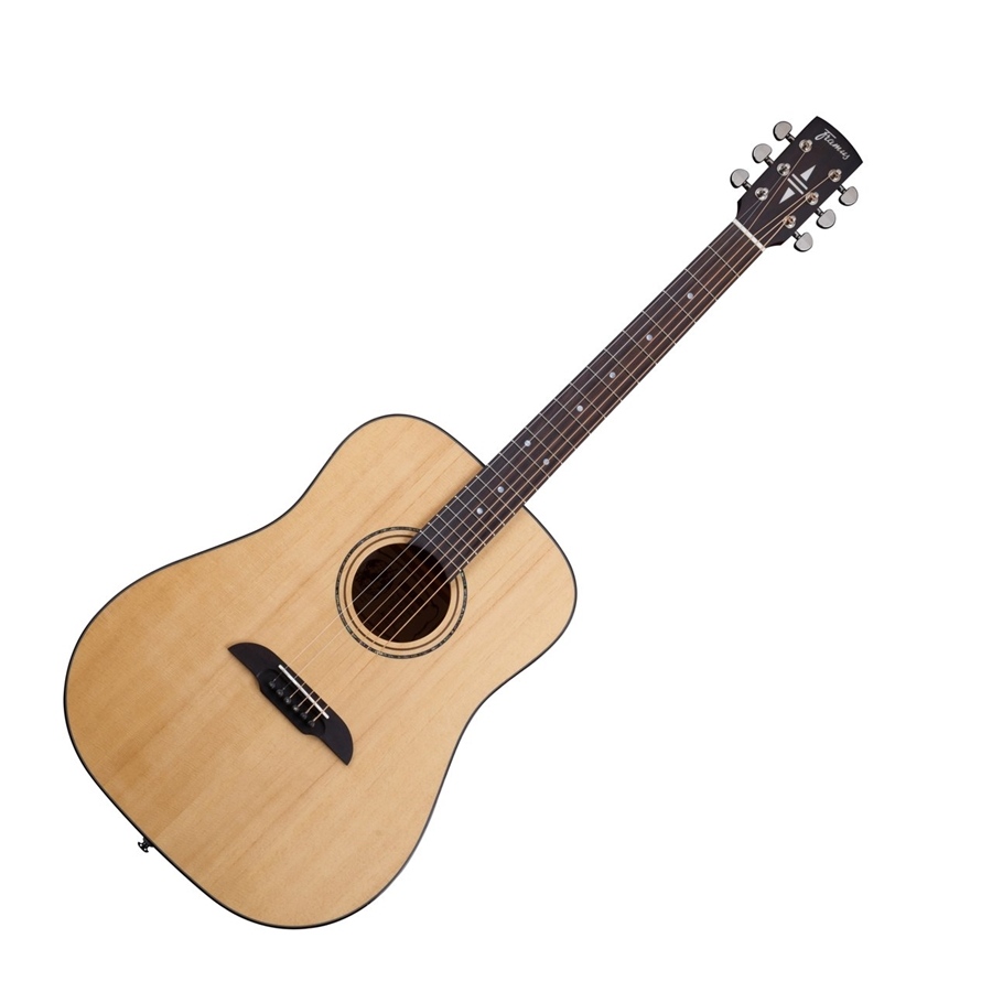 FD14 SV Dreadnought Natural Vintage High Polish Mancina
