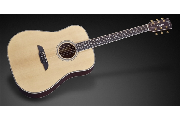 Framus - FD28 N SR E Nashville Dreadnought Eq Natural Vintage Satin