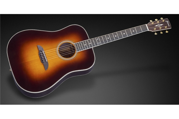 Framus - FD28 N SR E Nashville Dreadnought Eq Vintage Sunburst High Polish