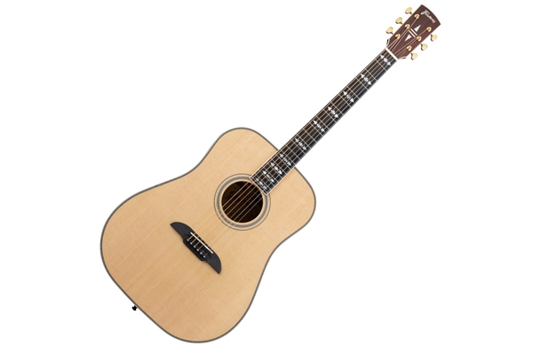 Framus - FD28 SR Dreadnought Natural Vintage High Polish