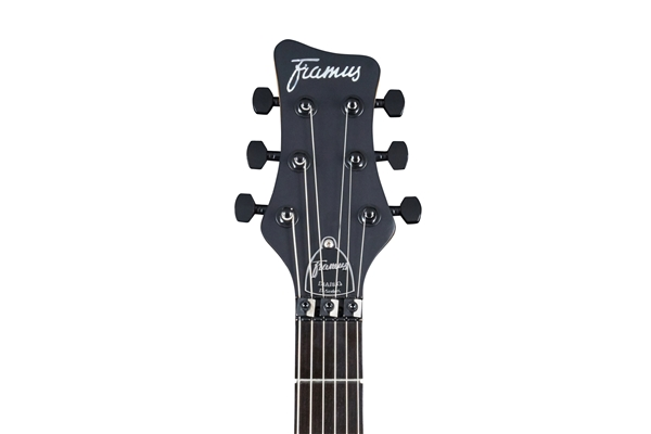 Framus - Diablo Progressive X Nirvana Black High Polish