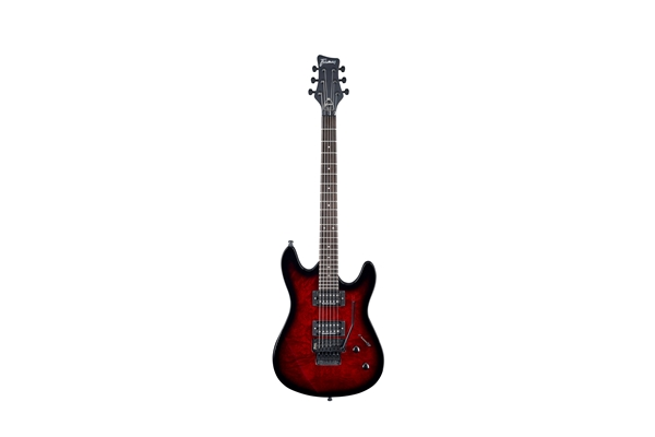 Framus - Diablo Progressive X Burgundy Blackburst High Polish