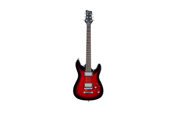 Framus - Diablo Supreme Burgundy Blackburst High Polish