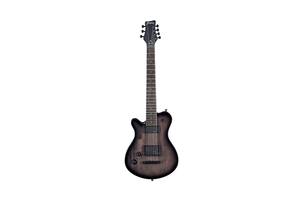 Framus - Panthera Pro 7 Nirvana Black High Polish Mancina 7 Corde