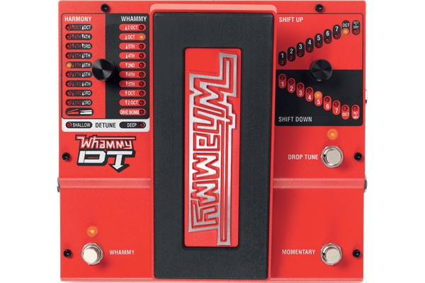 Digitech - Whammy DT Pitch Shift