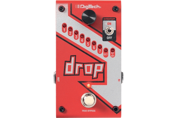 Digitech - The Drop Pitch Shift