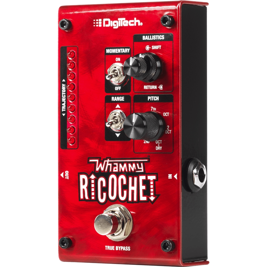 Whammy Ricochet Pitch Shift