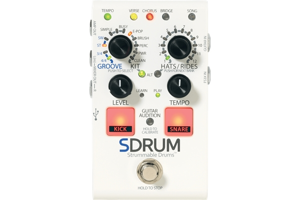 Digitech - SDRUM Drum Machine