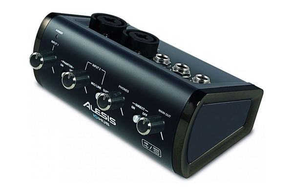Alesis - IO HUB INTERFACCIA AUDIO