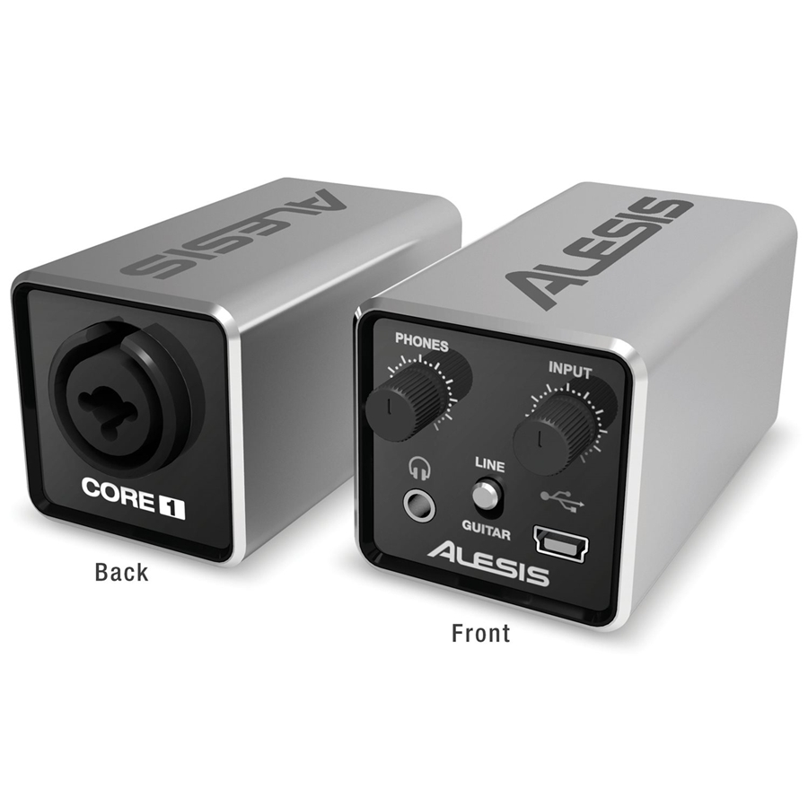 CORE 1 INTERFACCIA AUDIO
