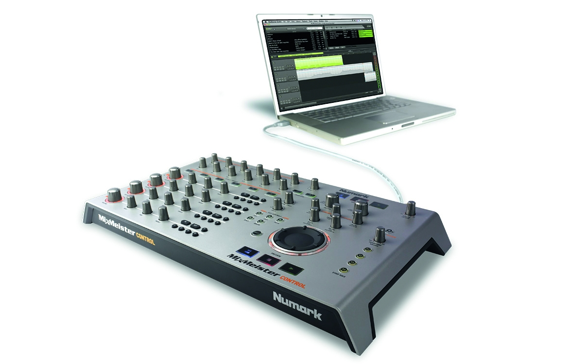 MIXMEISTER CONTROLLER