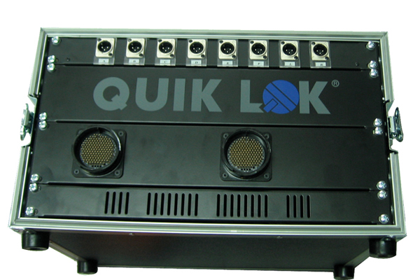 Quik Lok - BOX400SP Stage Box Serie 400SP 20 Input/4 Output