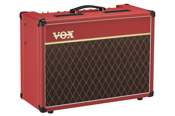 Vox - AC15C1-RD Limited Edition