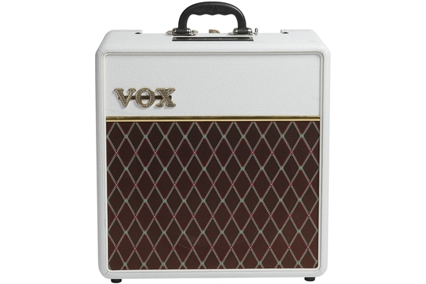Vox - AC4C1-12-WB Limited Edition White Bronco