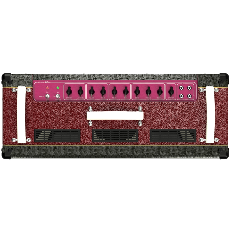 AC30C2-TTBM-W Two Tone Black Maroon