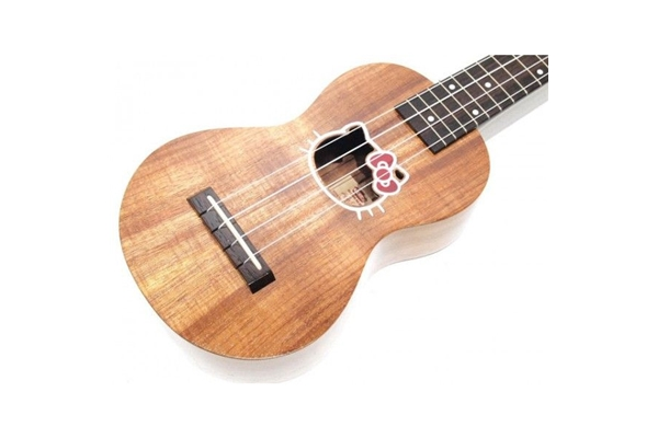 Vox - VU-55HK-NA-KO Ukulele Hello Kitty Limited Edition