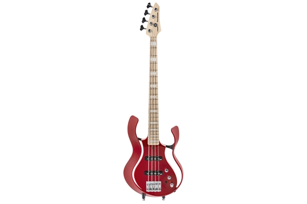 VSBA-A2S-RDMR Starstream Active Bass 2S Artist Metallic Red