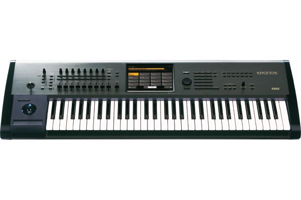 Home Music workstation Korg - KRONOS 61 ..