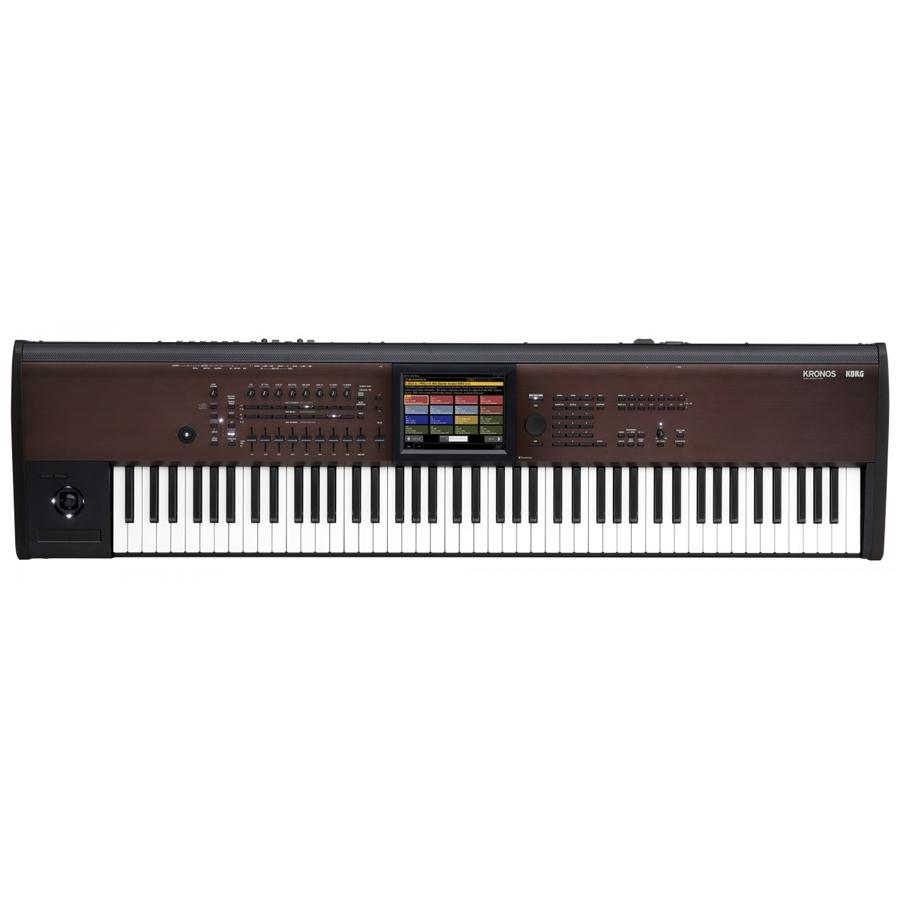 korg kronos 88 2016 home music workstation korg kronos 88 2016