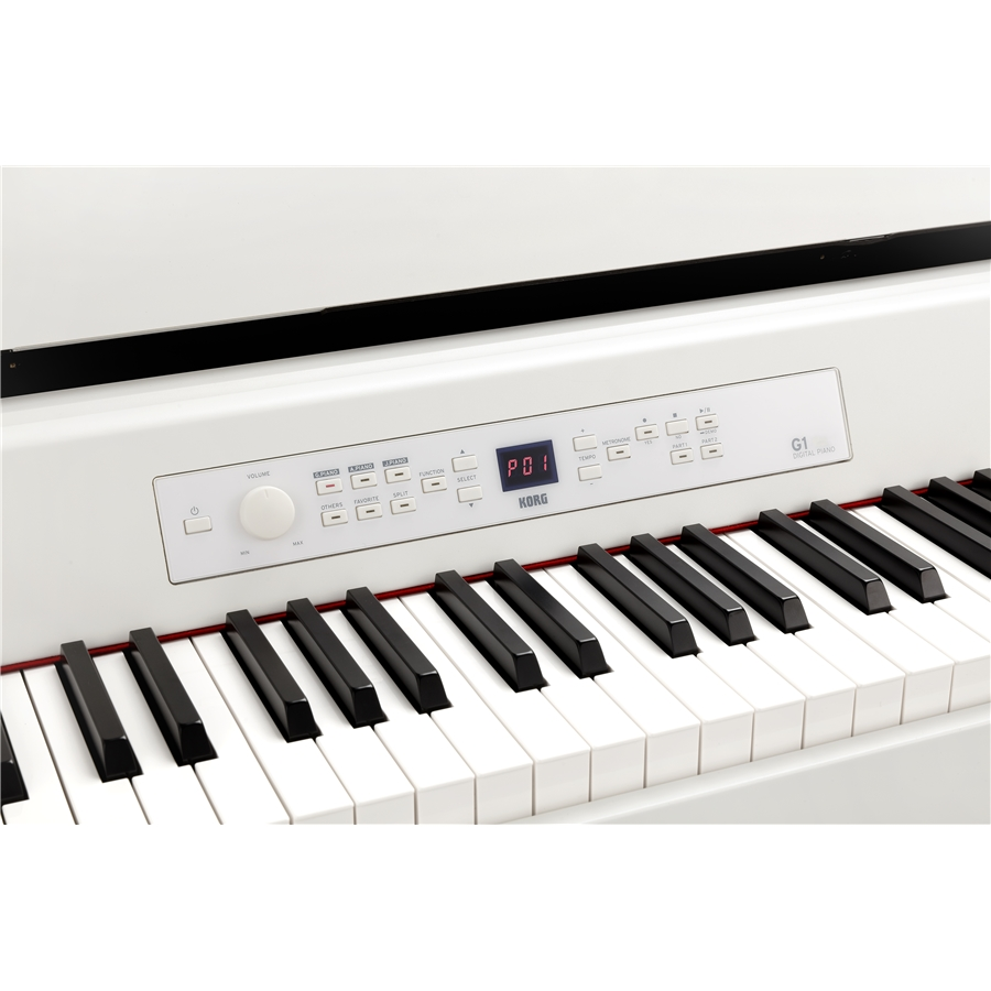 G1 - Air White - Pianoforte Digitale