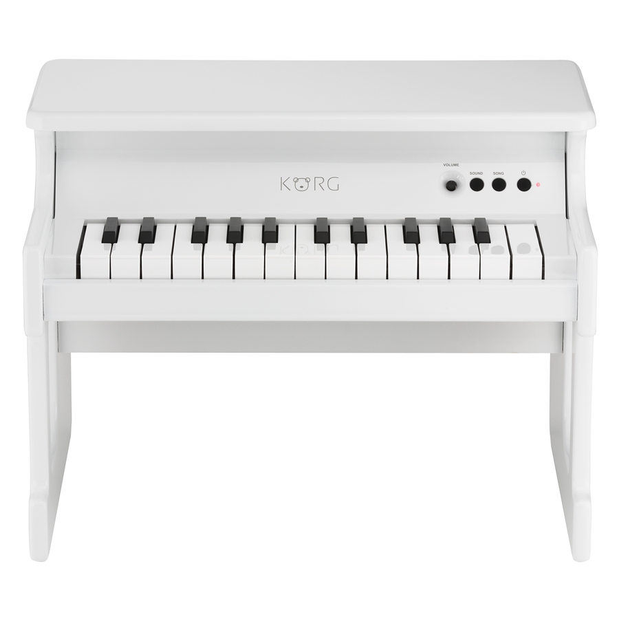 tinyPIANO Digital Toy Piano bianco