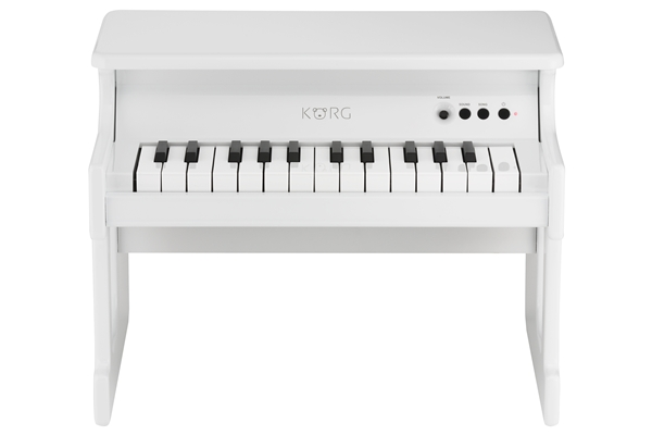 Korg - tinyPIANO Digital Toy Piano bianco