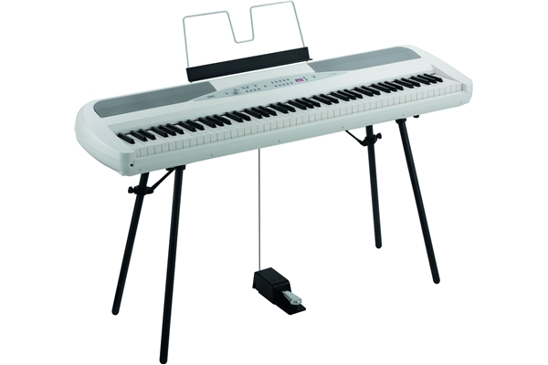 Korg - SP-280-WH PIANO STAGE