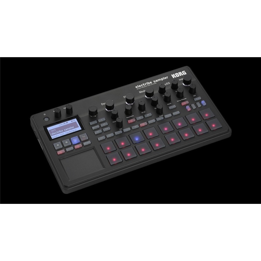 Electribe 2 Sampler