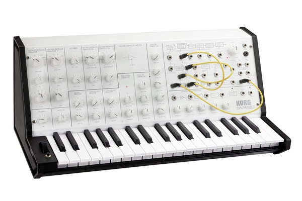 Korg - MS-20 MINI White Monotone