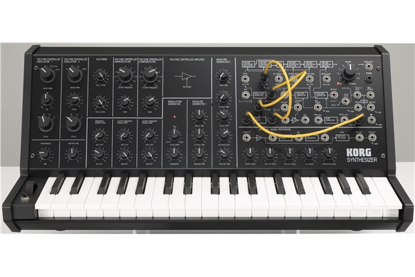 Korg - MS-20 MINI SYNTH ANALOGICO MONOFONICO