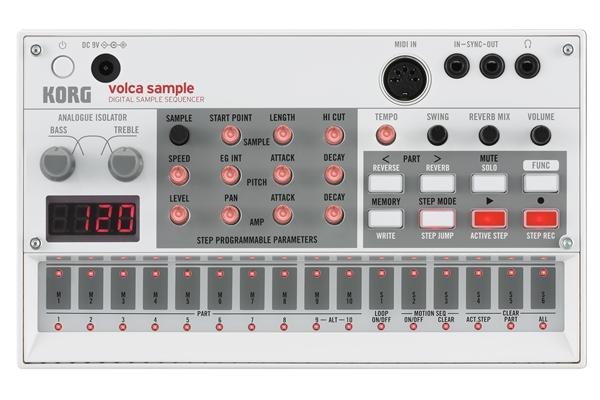 Korg - VOLCA-SAMPLE
