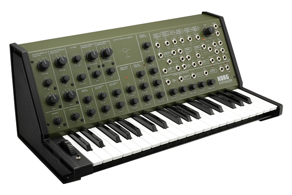 Korg - MS-20 FS - Special Edition GREEN