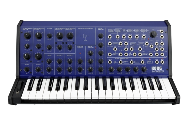 MS-20 FS - Special Edition MBLUE