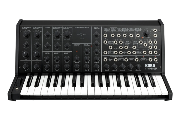 Korg - MS-20 FS - Special Edition BLACK