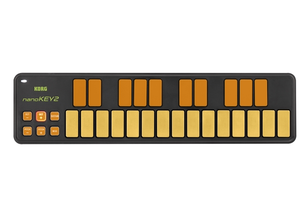 Korg - NANOKEY2-Orange/Green
