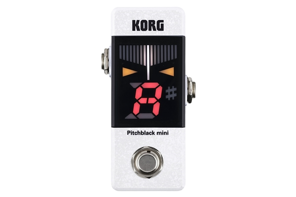 Korg - Pitchblack MINI WH