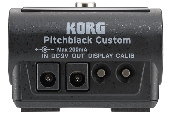 Korg - PitchBlack Custom Black