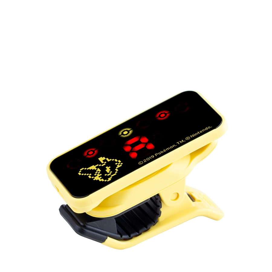 PITCHCLIP2 PC-2-PPK PIKACHU Yellow