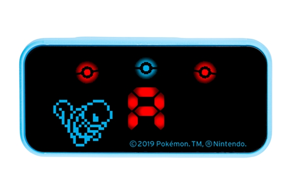 PITCHCLIP2 PC-2-PZG SQUIRTLE Blue