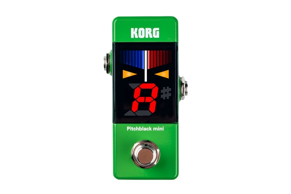 Korg - PITCHBLACK PB-MINI-GR TUNER