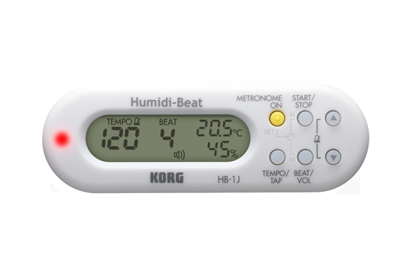 Korg - Humidi Beat - White