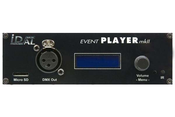 I.D.A.L. - Event Player MKII GPIO8