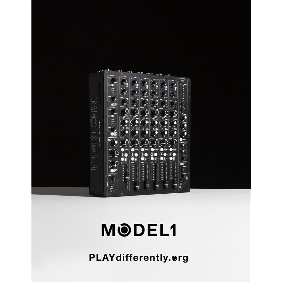 PLAY DIFFERENTLY Model 1